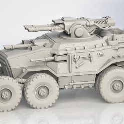 Kythros-Heavy Armored Car line
