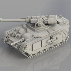 Medium Battle Tank