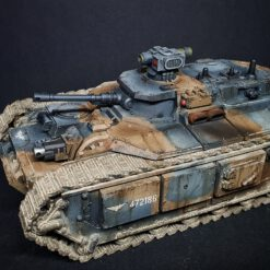Medium Tank line