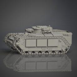 Medium Tank Transport and Flamethrower