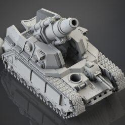 Medium Tank Siege Gun