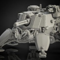 Medium Crawler with Gatling and Small Arms