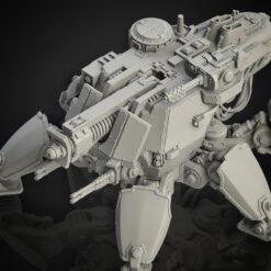 Medium Crawler with Beamcannon