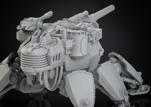 Medium Crawler with Battlecannon