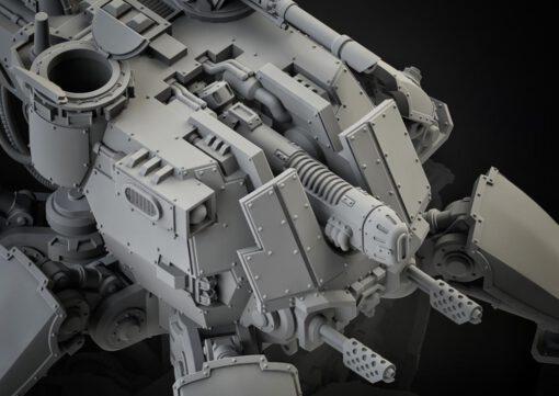 Medium Crawler with Plasmagun