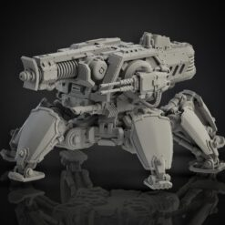 Medium Crawler rotateable