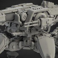 Medium Crawler side turrets