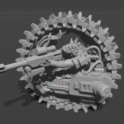 Cyberrat Hunter small Sniper
