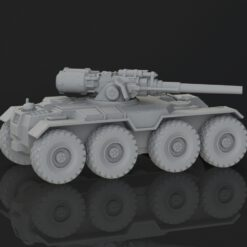 AC8 Aegos chassis with Tankhunter Turret