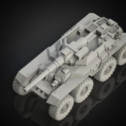 AC8 Aegos Tankhunter